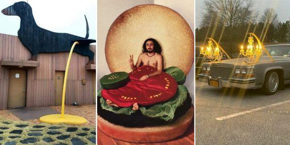 15 ужасных дизайнерских решений с отличным исполнением