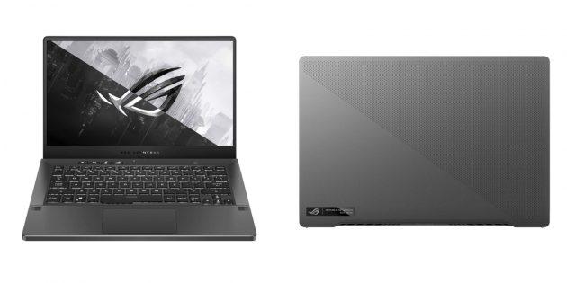 Игровые ноутбуки 2020: Asus ROG Zephyrus GA401IV-HA116T