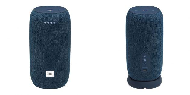 Умные колонки: JBL Link Portable