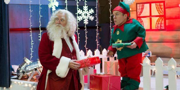 Фильмы про Санта Клауса: «Достать Санту»