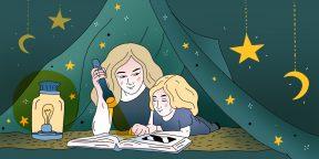 Как сказки помогают говорить с детьми про страхи и смерть