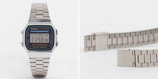Часы-браслет Casio