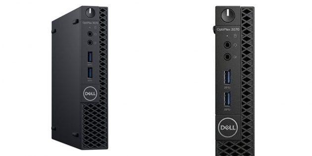 Неттоп Dell Optiplex 3070