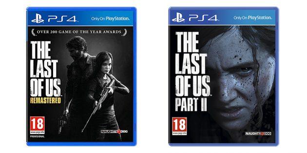 The Last of Us + The Last of Us II