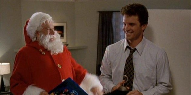 Фильмы про Санта Клауса: «Каникулы Санта-Клауса»