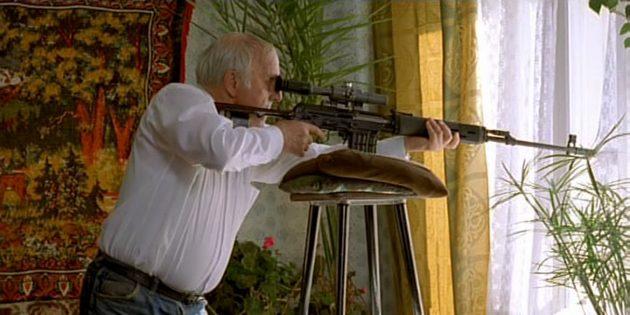 Фильмы про месть: «Ворошиловский стрелок»