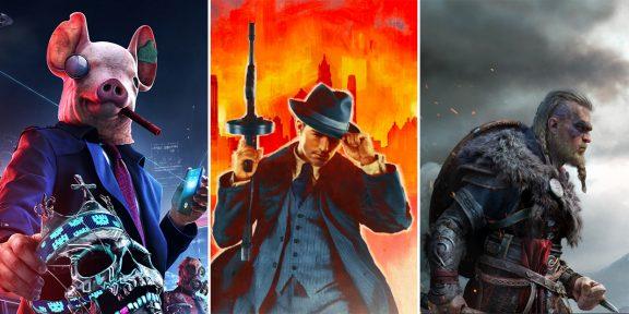 В PlayStation Store стартовала новая распродажа: скидки на новые Assassin's Creed, Watch Dogs и не только