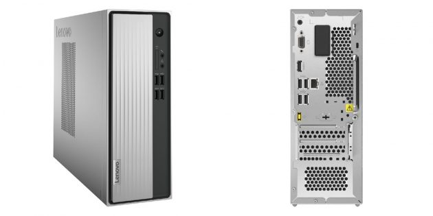 Мини-компьютер Lenovo IdeaCentre 307ADA05