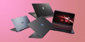 8 мощных игровых ноутбуков 2020 года