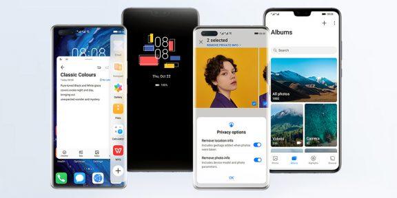 Все новые смартфоны Huawei получат Harmony OS вместо Android