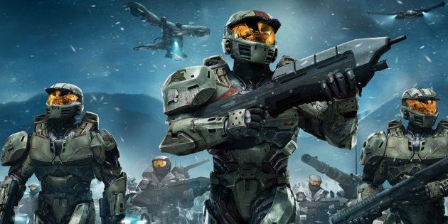 Сериал Halo 2021года снимут по одноимённой игре