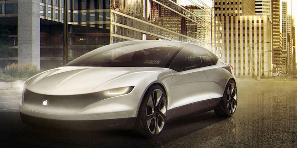 Apple готовит к анонсу свой первый автомобиль