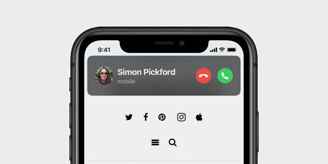 Как на iOS 14 вернуть полноэкранные звонки