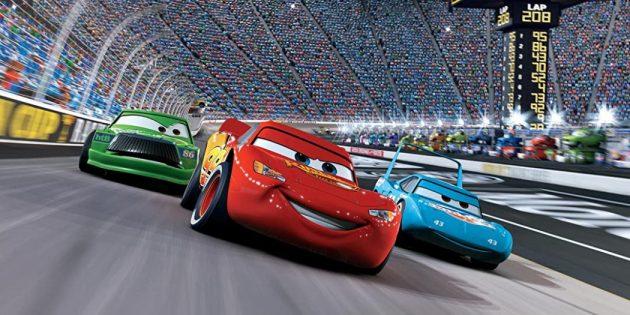 Мультфильмы Pixar: «Тачки»