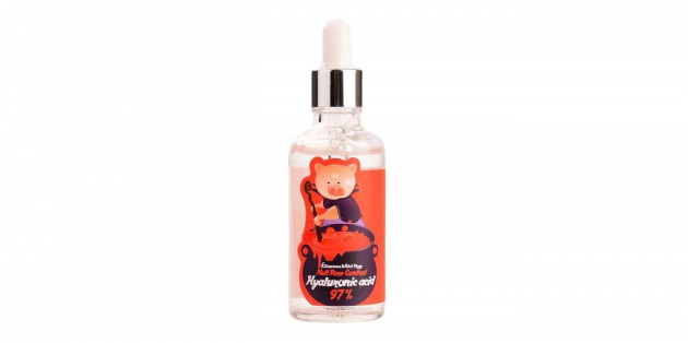 Сыворотка Elizavecca Witch Piggy Hell-Pore Control Hyaluronic Acid 97%