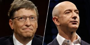 Думаете, Билл Гейтс и Джефф Безос — гении, которые добились всего сами? Тред о том, почему это не так