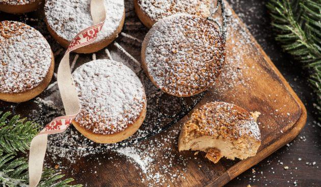 Мантекадо. Испанское рождественское печенье