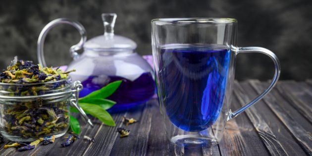 Чай из клитории