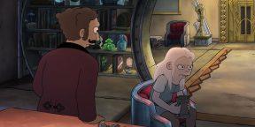 Вышел трейлер третьей части анимационного сериала «Разочарование»