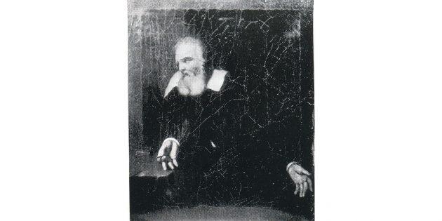 Картина Бартоломе Эстебана Мурильо «Галилей в тюрьме»