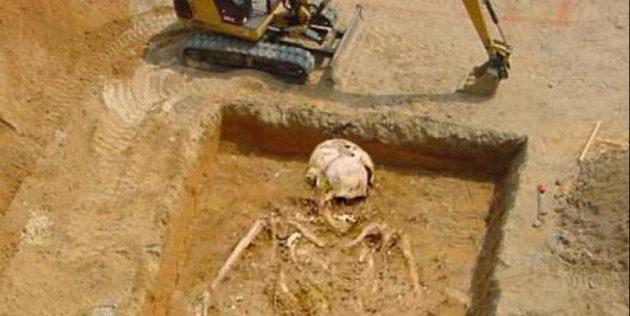 Древние люди не были великанами