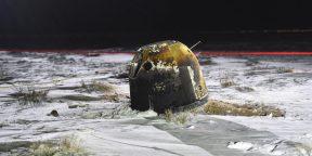 Китайский аппарат «Чанъэ-5» доставил на Землю образцы лунного грунта. Впервые за 44 года