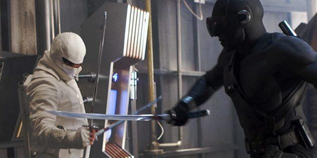 Боевики-2021: «G. I. Joe: Бросок кобры»
