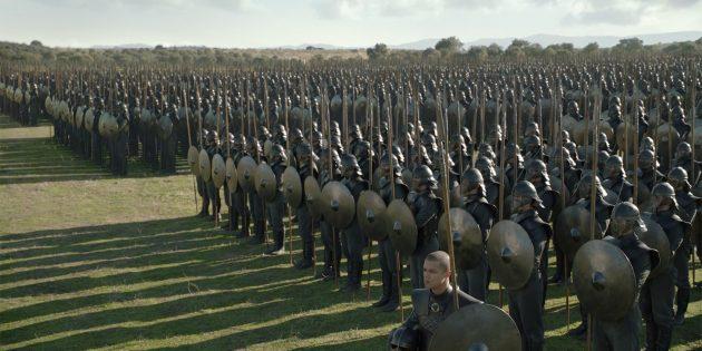 Ошибки «Игры престолов»: евнухи не могли быть хорошими бойцами