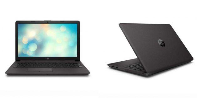 Недорогие ноутбуки: HP 250 G7