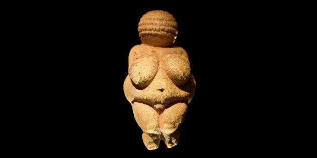 Первобытные люди и матриархат: Венера Виллендорфская