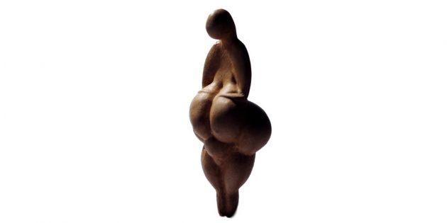 Первобытные люди и матриархат: Венера Леспюгская