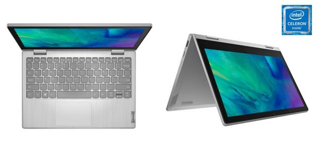 Недорогие ноутбуки: Lenovo IdeaPad Flex 311IGL05