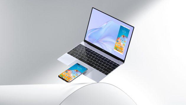 Технологические тренды: ноутбук Huawei MateBook X
