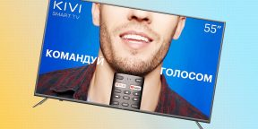 Обзор KIVI 55U710KB — огромного 4K-телевизора с Android TV за 32 тысячи рублей