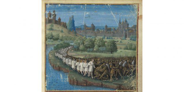 Крестовые походы: разгром Народного крестового похода