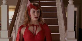 Вышел новый трейлер сериала «ВандаВижен» от Marvel