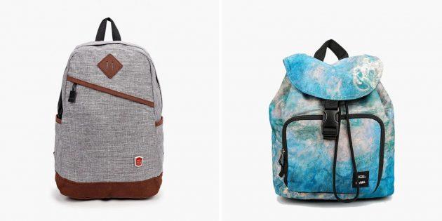 Что подарить подростку на Новый год: рюкзак