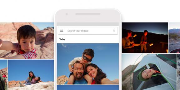 В «Google Фото» появилась синхронизация избранных изображений и видео с «Фото» Apple