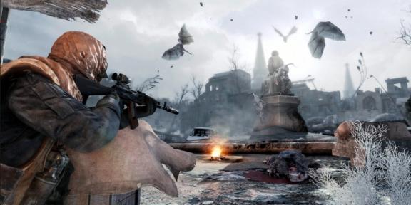 Epic Games Store раздаёт Metro: 2033 Redux