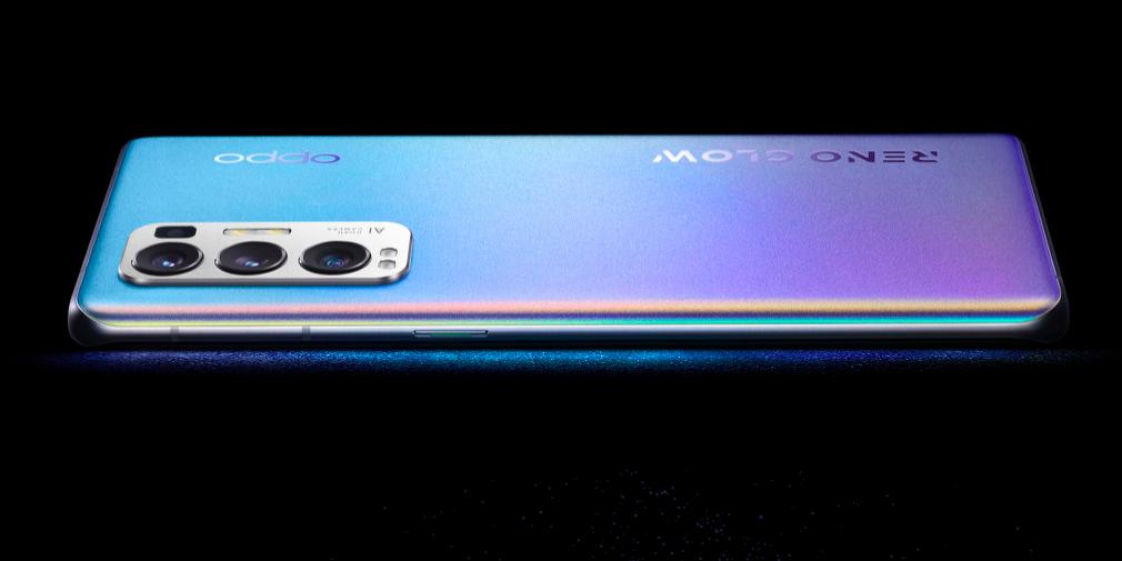 OPPO представила Reno5 Pro+ с Android 11