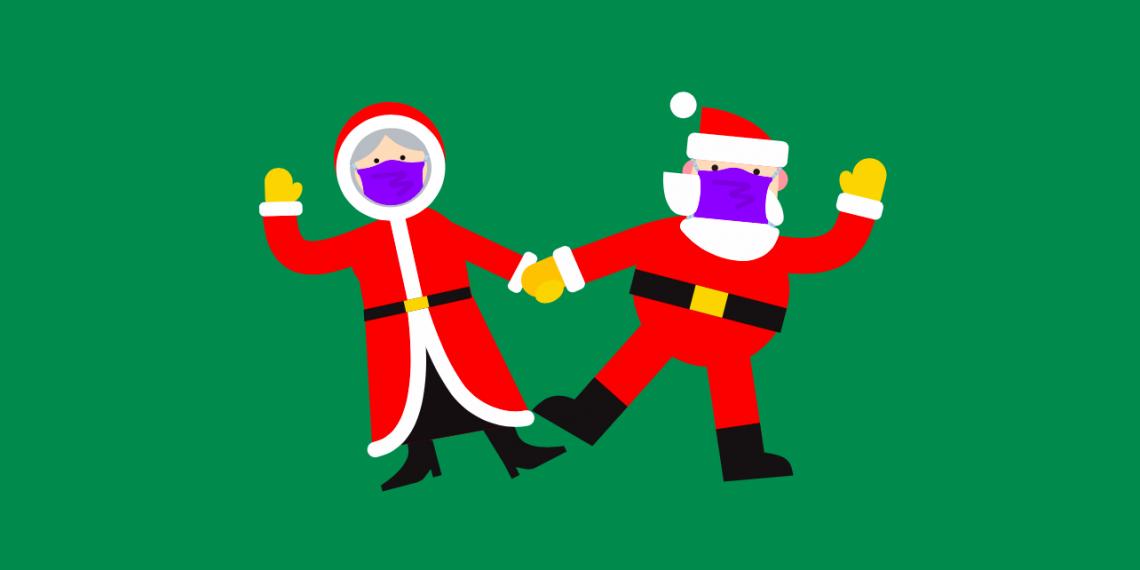 Google запустил праздничный «Радар Санта-Клауса»