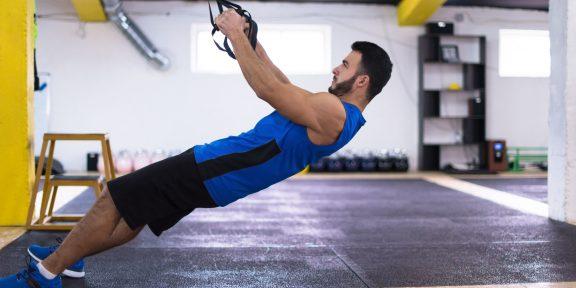 Тренировка дня: хороший разогрев для спины, плеч и кора