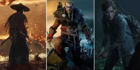 В PS Store началась большая новогодняя распродажа со скидками на игры 2020-го