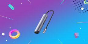 Выгодно: USB-хаб Ugreen со скидкой 30%