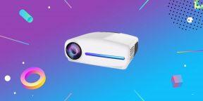 Надо брать: Full‑HD‑проектор WZATCO C2 за 14 722 рубля