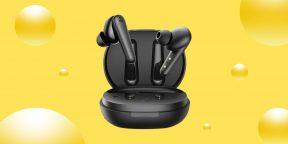 Надо брать: беспроводные наушники Ugreen с четырьмя микрофонами и сенсорным управлением