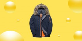 Выгодно: утеплённая мужская куртка-парка всего за 6 511 рублей