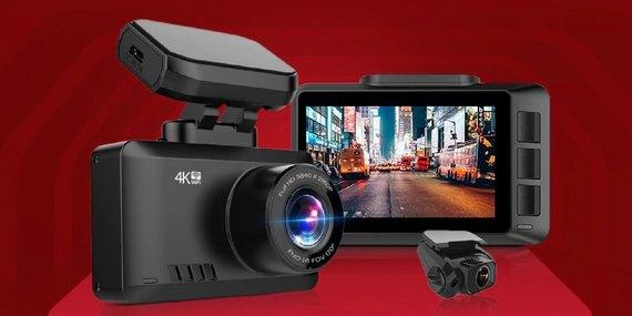 Видеорегистратор, снимающий в разрешении 4K, за 4 261 рубль. Ещё больше скидок — в трансляции Лайфхакера