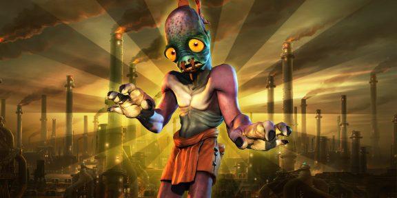 Epic Games Store раздаёт платформер Oddworld: New 'n' Tasty