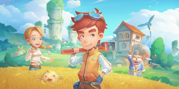 Epic Games Store раздаёт My Time At Portia